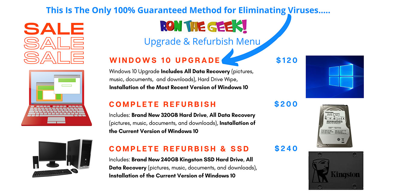 Laptop Price Increases - Save Big Refurbishing Old Computers